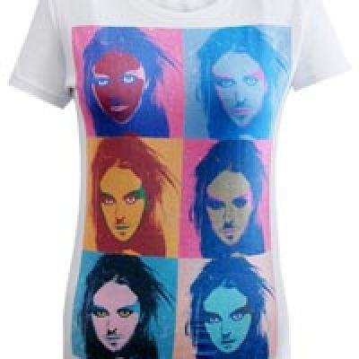 Womens Warhol T-Shirt
