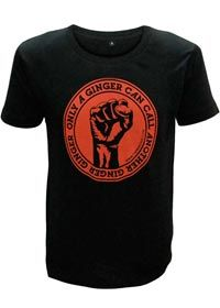 Mens Ginger T-Shirt  by Tim Minchin