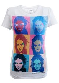 Womens Warhol T-Shirt  by Tim Minchin