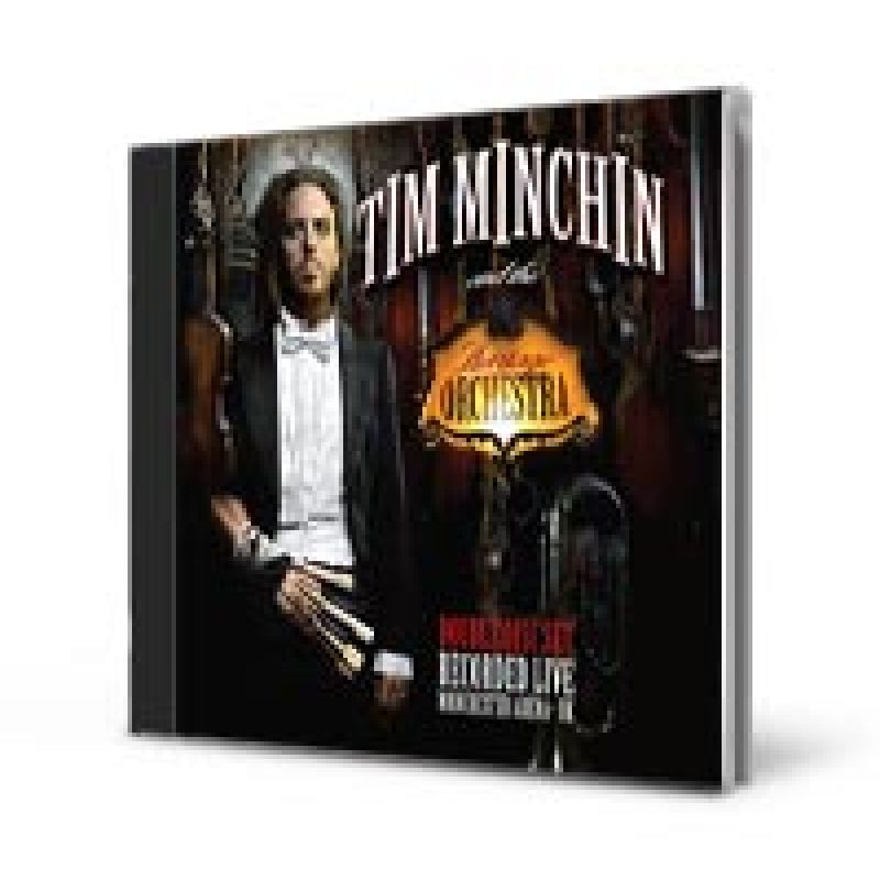 Tim Minchin & the Heritage Orchestra CD