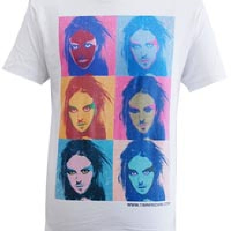 Mens Warhol T-Shirt