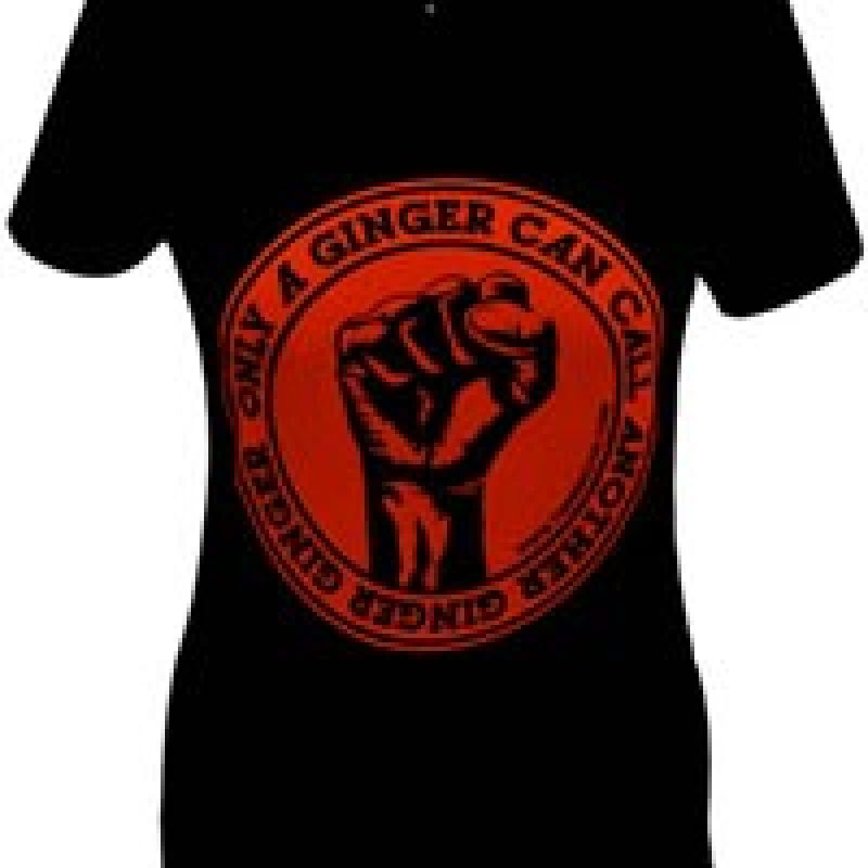 Womens Ginger T-Shirt